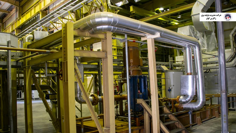 اتمام تعمیرات اساسی 66000 ساعته واحد 4 نیروگاه و اتصال به شبکه برق سراسری
