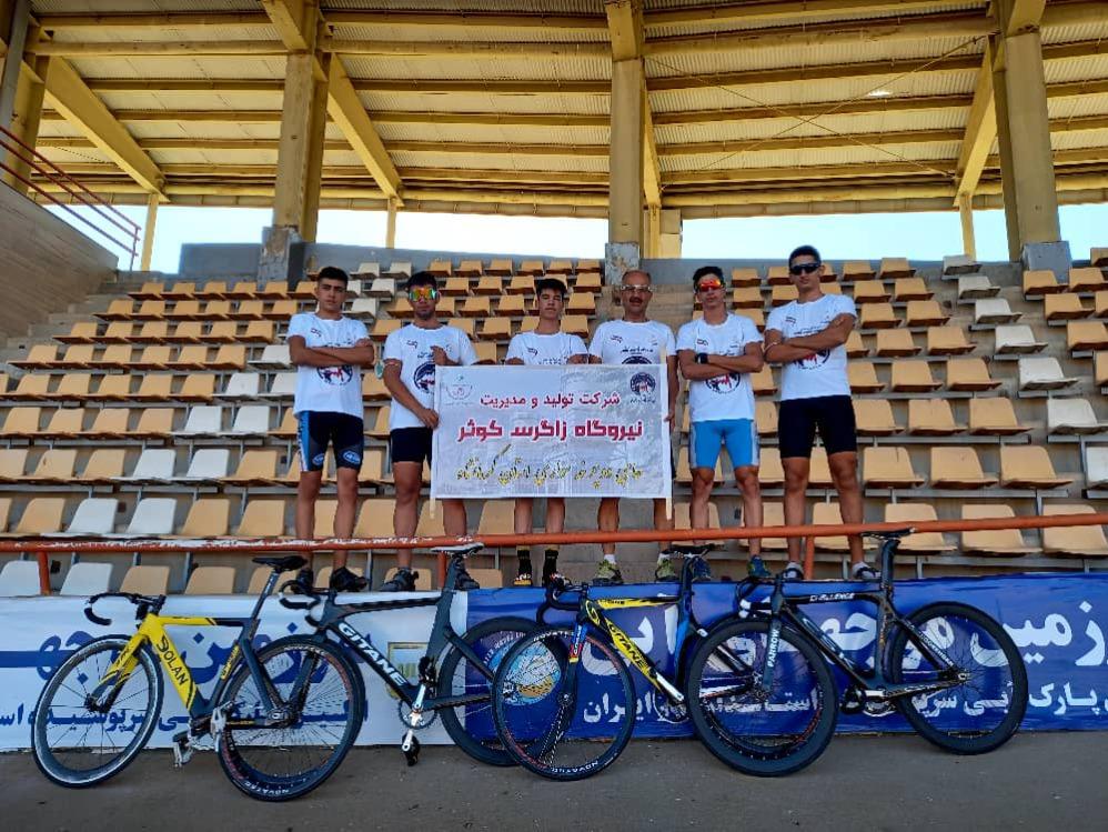 اعزام تیم دوچرخه سواری نیروگاه زاگرس کوثر به مسابقات جایزه بزرگ مشهد